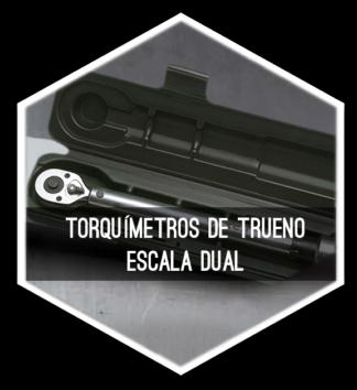 Torquímetros de trueno de escala dual