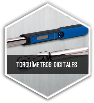 Torquímetros digitales